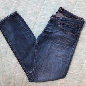 Lucky Brand Distressed. Jeans